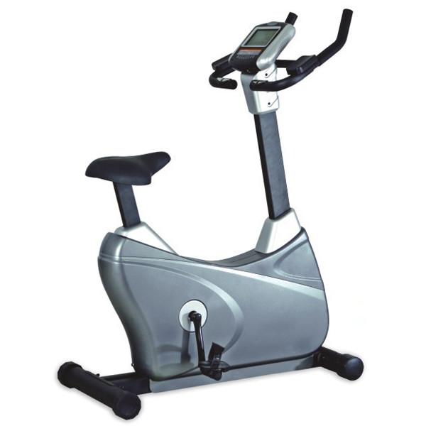 豪华立式磁控车DM5001健身车家用超静音脚踏车磁控立式自行车动感单车健身器材