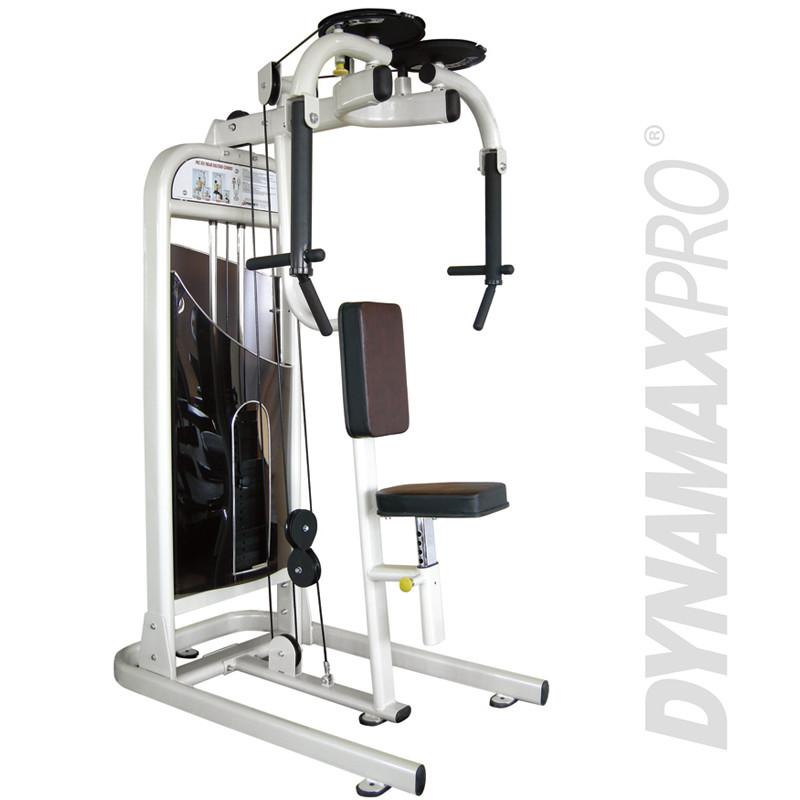 美国DMS戴美斯HG8837蝴蝶机扩胸夹胸综合训练器健身房用力量器材
