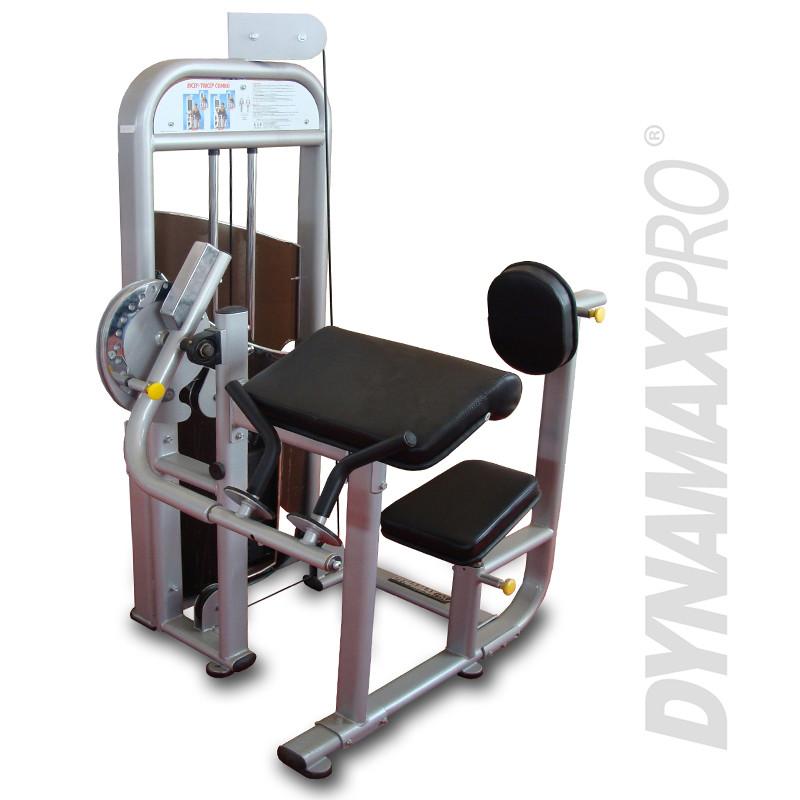 美国DMS戴美斯HG8839三头肌综合训练机器健身房设备力量健身器材