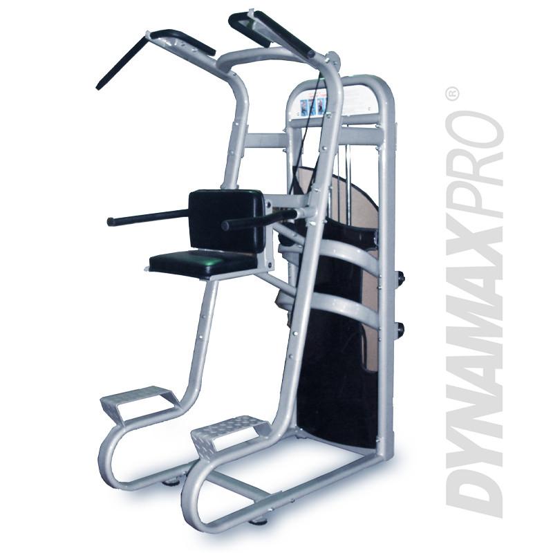 美国DMS戴美斯HG8847助力引体向上综合训练机专业健身房力量器材