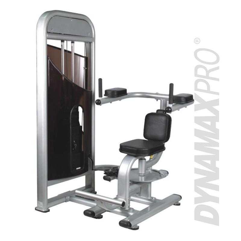 美国DMS戴美斯HG8848坐姿扭腰综合训练机专业健身房设备力量器材