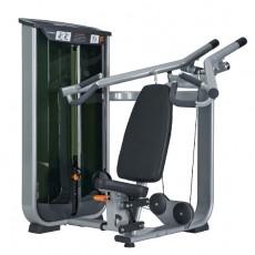 坐姿推肩训练器 F7921 健身器材