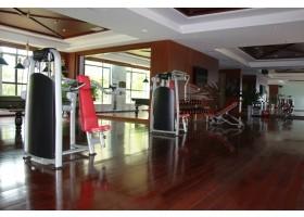 航空港管委会健身房