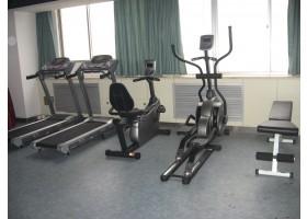 河南省气象局健身房