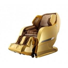 金钻太空舱荣泰按摩椅RT860024K镀金,千颗水钻,彰显奢华生活