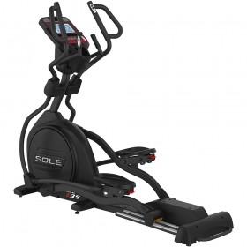 美国sole速尔E35NEW原装进口椭圆机磁控家用静音太空漫步机椭圆仪