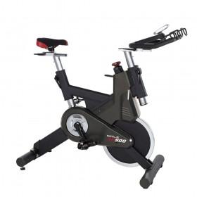 美国Sole速尔SB900进口豪华动感单车家用磁控静音室内健身车
