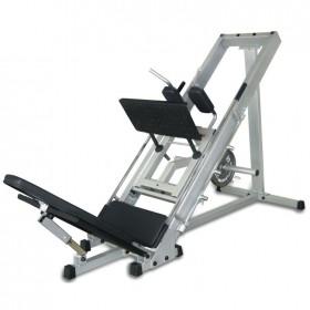 美国DMS戴美斯BC8226商用健身房蹬腿机倒蹬机蹬举机腿部训练器械