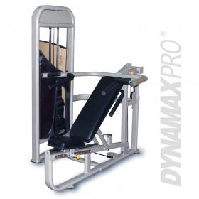 美国DMS戴美斯HG8836可调式上推举训练机健身房商用力量健身器材