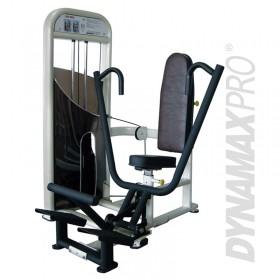 美国DMS戴美斯HG8842坐姿平推训练机器健身房设备力量型健身器材