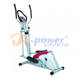 康乐佳椭圆机家用磁控健身车KLJ-6.5H-4健身器材
