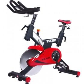 康乐佳8923-2动感单车家用超静音健身车健身房自行车竞赛车