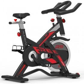 美国RUOSAI rs7若赛动感单车 健身房商用健身车静音健身器材家用