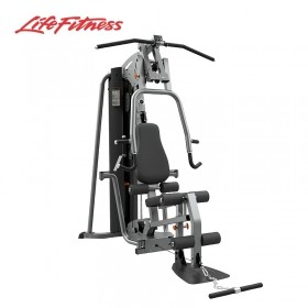 LifeFitness/力健进口力量训练器综合型家用健身器材 G4 耐用性出色 几乎无需保养