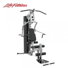 LifeFitness/力健进口力量训练器综合型家用健身器材 G2 耐用性出色 几乎无需保养