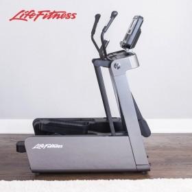 Lifefitness力健椭圆机家用磁控超静音健身踏步太空漫步椭圆仪FS4 新品上市三合一多功能框架紧凑占地面积小