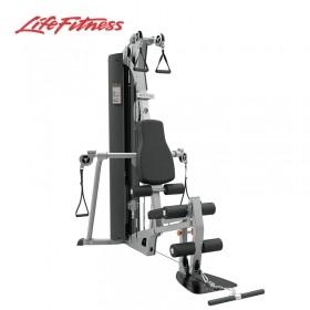 Life Fitness/力健进口绳动力量训练器综合型家用健身器材 G3 耐用性出色 几乎无需保养