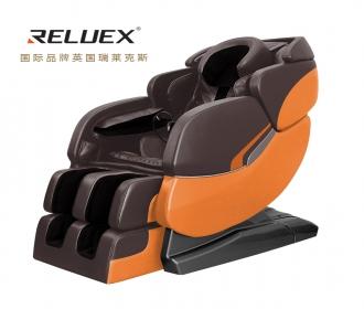 英国RELUEX瑞莱克斯RE-H881按摩椅家用全自动太空舱豪华电动多功能全身按摩沙发