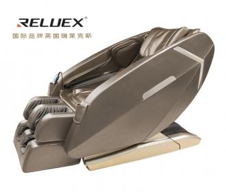 英国RELUEX瑞莱克斯RE-H882按摩椅家用全自动太空舱豪华电动多功能全身按摩沙发