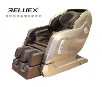 英国RELUEX瑞莱克斯RE-H878按摩椅家用全自动太空舱豪华电动多功能全身按摩沙发