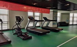 河南投资集团健身房