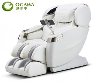 OGAWA/奥佳华按摩椅家用新款全自动全身豪华按摩沙发椅OG7598C AI