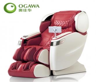 OGAWA/奥佳华按摩椅家用太空舱4D全身全自动豪华按摩沙发OG7598C