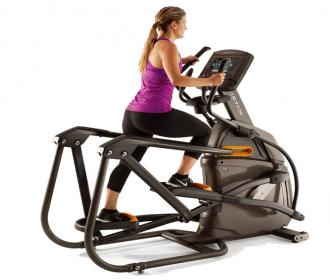 美国乔山A30椭圆机商用款高端静音电磁控椭圆仪漫步机健身器材