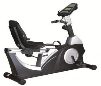 康乐佳9.5R卧式健身车静音家用磁控运动自行车老年人雷火电竞网站