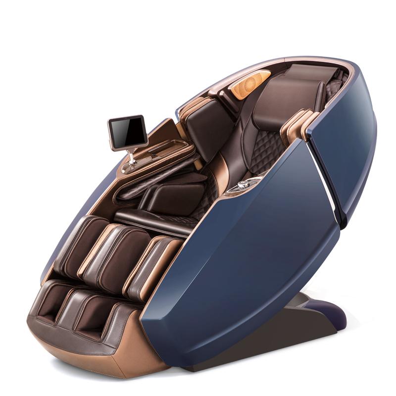 荣泰RT8900智能按摩椅家用全自动太空豪华舱多功能电动双子座沙发