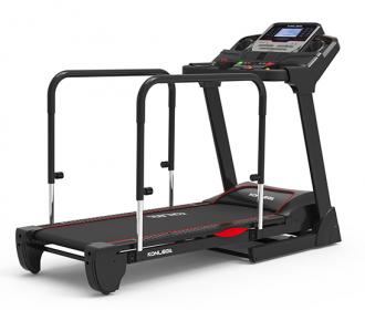 康乐佳K153D-C-3 电动威廉希尔最新网址商用可倒走老年人带护栏扶手健身器材