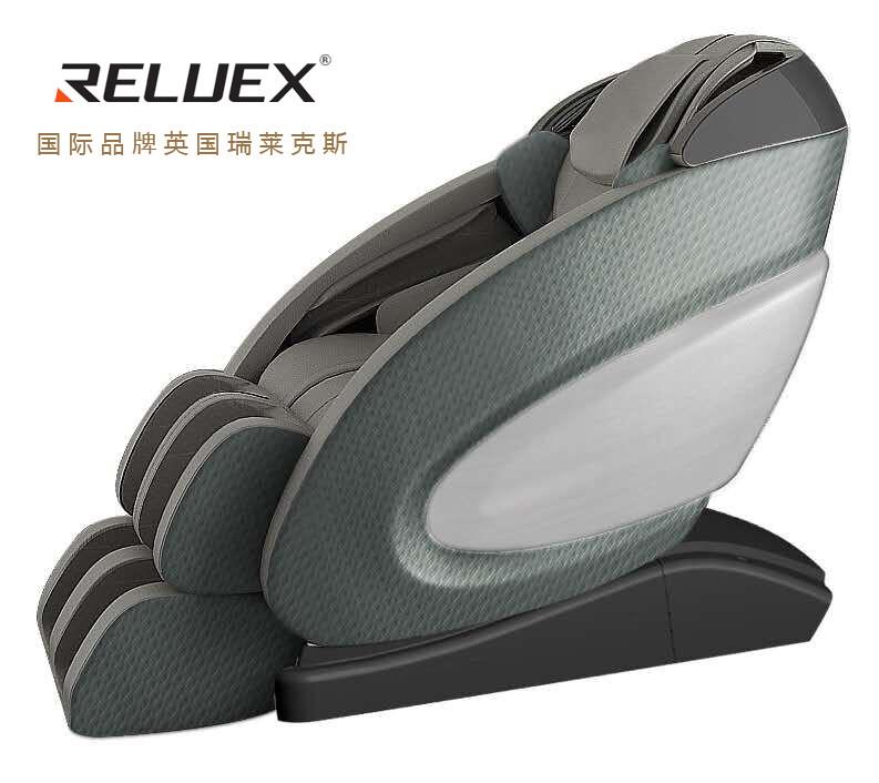 英国RELUEX瑞莱克斯RE-H615按摩椅家用全自动太空舱豪华电动多功能全身按摩沙发