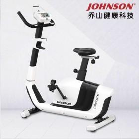 乔山Comfort 3室内家用健身车电磁控静音立式减肥运动器材脚踏车