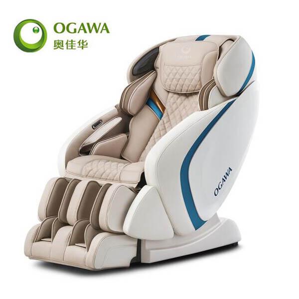 奥佳华家用按摩椅全身自动智能AI语音按摩沙发椅子零重力太空舱按摩精选7808PLUS