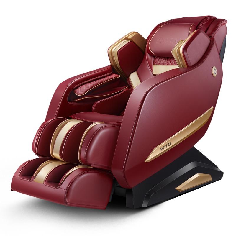 荣泰RT6910S按摩椅 全身太空豪华舱 多功能按摩椅 家用按摩椅沙发